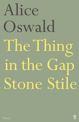 Alice Oswald | The Thing in the Gap Stone Stile | 9780571236947 | Daunt Books