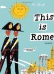 Miroslav Sasek | This is Rome | 9780789315496 | Daunt Books