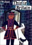 Miroslav Sasek | This is Britain | 9780789317537 | Daunt Books