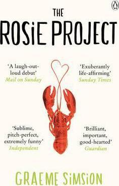 Graeme Simsion | The Rosie Project | 9781405912792 | Daunt Books