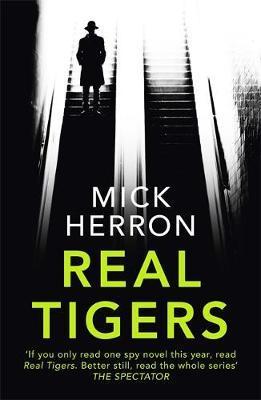 Real Tigers (jackson Lamb Book 3)