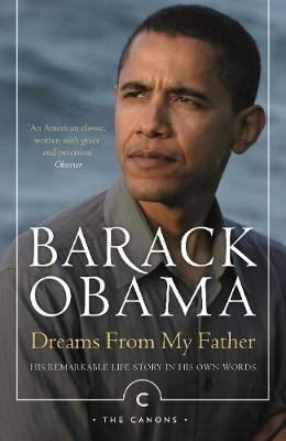 Barack Obama | Dreams of My Father | 9781782119258 | Daunt Books