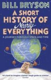 Bill Bryson   A Short History of Nearly Everything   9781784161859   Daunt Books