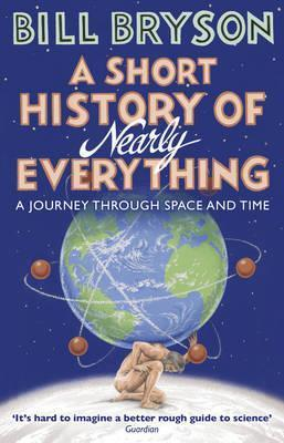 Bill Bryson | A Short History of Nearly Everything | 9781784161859 | Daunt Books