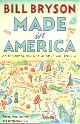 Bill Bryson   Made in America   9781784161866   Daunt Books