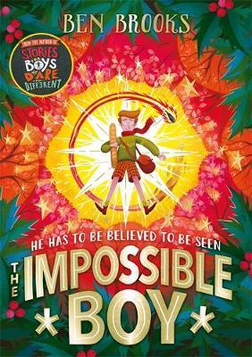 Ben Brooks | The Impossible Boy | 9781786541048 | Daunt Books