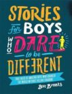 Ben Brooks | Stories for Boys Who Dare to be Different | 9781787471986 | Daunt Books