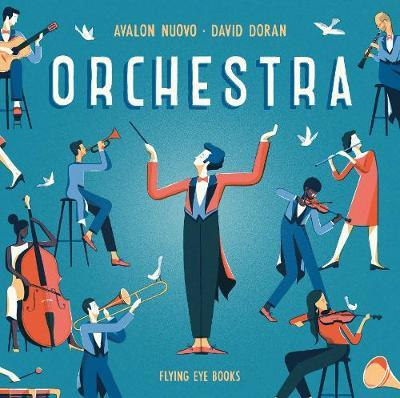 Avalon Nuovo and David Doran | Orchestra | 9781911171201 | Daunt Books