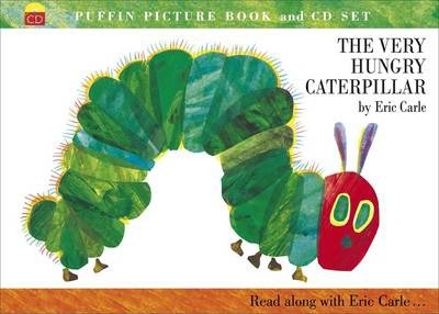 Very Hungry Caterpillar Book and Cd