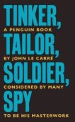 John Le Carre | Tinker Tailor Soldier Spy | 9780241330890 | Daunt Books