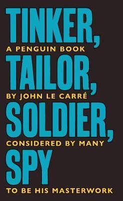 John Le Carre   Tinker Tailor Soldier Spy   9780241330890   Daunt Books