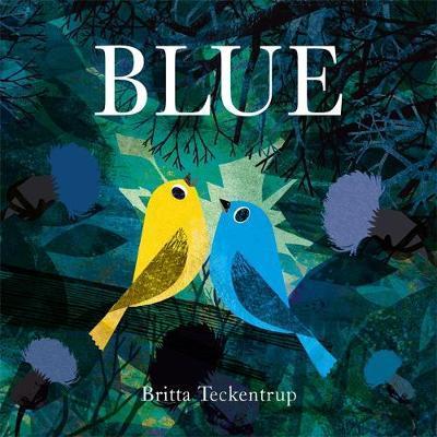 Britta Teckentrup | Blue | 9781408355961 | Daunt Books