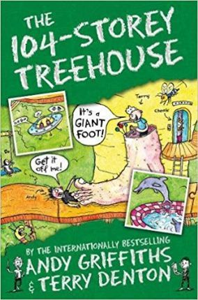 Andy Griffiths | 104-Storey Treehouse | 9781509833771 | Daunt Books