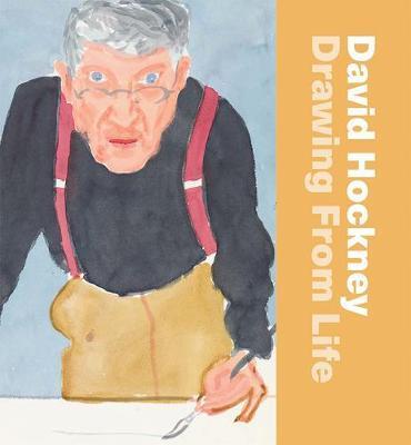 Sarah Howgate | David Hockney - Drawing from Life | 9781855147973 | Daunt Books