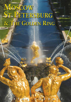 Odyssey Guides Moscow, St Petersburg and the Golden Ring