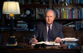 A special treat from Alexander McCall Smith