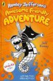 Jeff Kinney | Rowley Jefferson's Awesome Friendly Adventure | 9780241458815 | Daunt Books