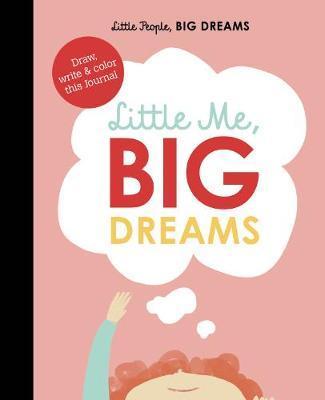 Little Me Big Dreams Journal