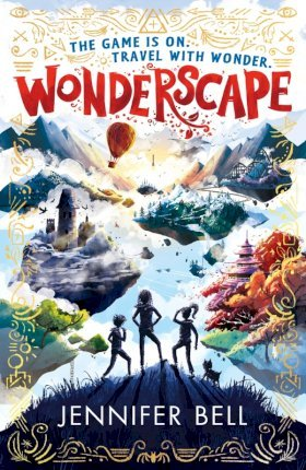 Jennifer Bell   Wonderscape   9781406391725   Daunt Books
