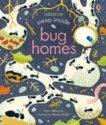 Anna Milbourne | Peep inside Bug Homes | 9781474950824 | Daunt Books