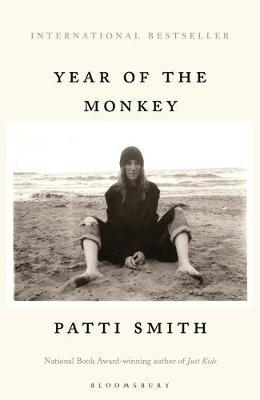 Patti Smith | Year of the Monkey | 9781526614766 | Daunt Books