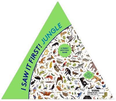I Saw It First: Jungle