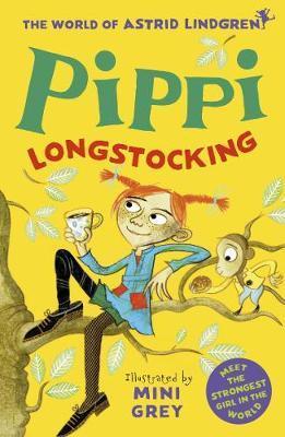 Astrid Lindgren   Pippi Longstocking   9780192776310   Daunt Books