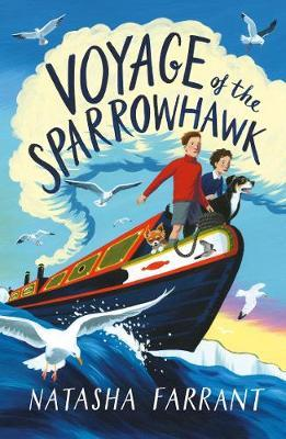 Natasha Farrant | Voyage of the Sparrowhawk | 9780571348763 | Daunt Books
