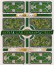 Mark Lane | Royal Gardens of the World | 9780857838018 | Daunt Books