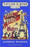 Katherine Woodfine | Peril in Paris | 9781405287043 | Daunt Books