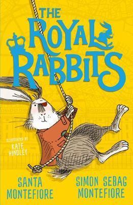 The Royal Rabbits of London (book 1)