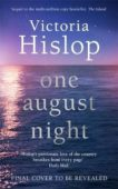 Victoria Hislop | One August Night | 9781472278401 | Daunt Books