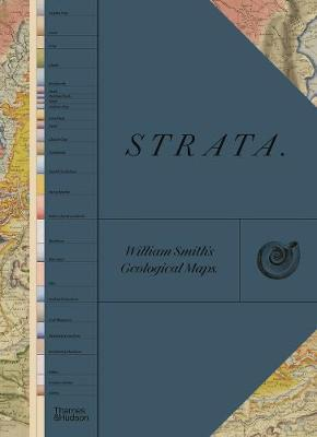 Thames and Hudson | Strata -William Smith's Geological Maps | 9780500252475 | Daunt Books