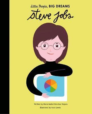 Steve Jobs Little People Big Dreams