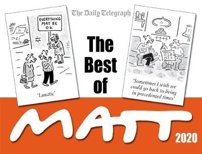 Matt Pritchett | The Best of Matt 2020 | 9781409191483 | Daunt Books
