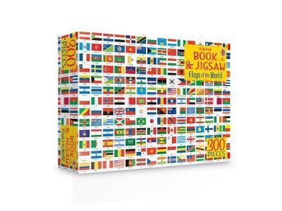 Usborne | Flags of the World Jigsaw | 9781474988872 | Daunt Books