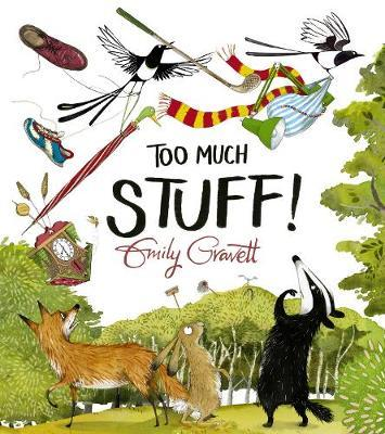 Emily Gravett | Too Much Stuff | 9781509857333 | Daunt Books