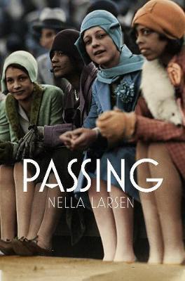 Nella Larsen   Passing   9781529047974   Daunt Books