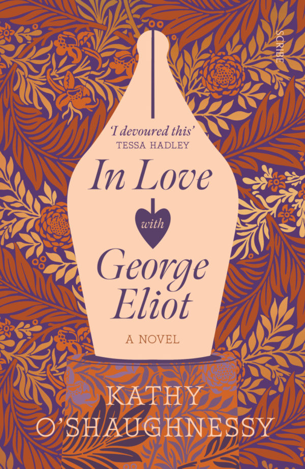 Kathy O'Shaughnessy | In Love with George Eliot | 9781912854752 | Daunt Books