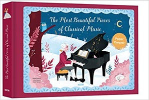 Most Beautiful Pieces of Classical Music Paper Theatre