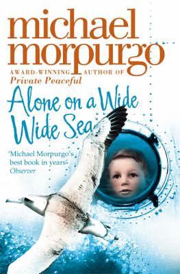 Michael Morpurgo | Alone on a Wide
