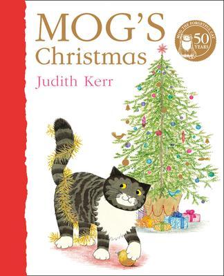 Mog's Christmas (board book)