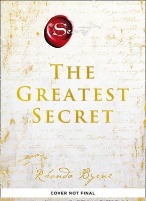 Rhonda Byrne | The Greatest Secret | 9780008447373 | Daunt Books