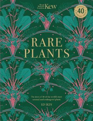 Ed Ikin   Kew Rare Plants   9780233006239   Daunt Books