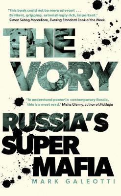Mark Galeotti | The Vory: Russia's Super Mafia | 9780300243208 | Daunt Books