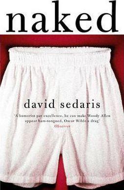 David Sedaris   Naked   9780349119779   Daunt Books