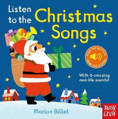 Listen to the Christmas Songs (board book)