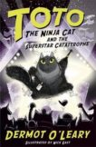 Dermot O'Leary | Toto the Ninja Cat and the Superstar Catastrophe | 9781444952063 | Daunt Books