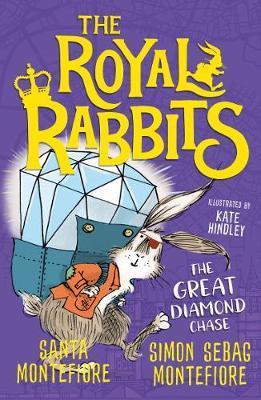 The Royal Rabbits : The Great Diamond Chase