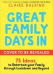 Claire Balkind | Great Family Days in | 9781529055528 | Daunt Books